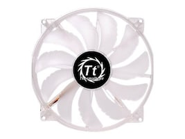 Thermaltake Pure 20 LED DC High Performance Fan, CL-F016-PL20BU-A, 16976526, Cooling Systems/Fans