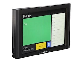 Black Box 12 On-Wall In-Session Room Scheduler, RS-TOUCH12-M, 34309217, Office Supplies