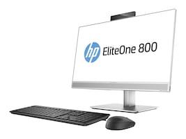 HP EliteOne 800 G3 AIO Core i5-7500 3.4GHz 8GB 256GB SSD HD630 DVD-W ac BT WC 23.8 FHD W10P, 1JF73UT#ABA, 34040254, Desktops - All-in-One