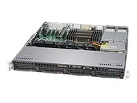 Supermicro SYS-5018R-MR Main Image from Right-angle