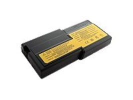 Denaq 6-Cell 58Wh Battery for IBM Thinkpad R40E, DQ-92P0987-6, 15064550, Batteries - Notebook