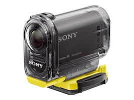 Sony Action Camcorder Golf Swing Training Package, HDRAS15GOLF, 15754841, Camcorders
