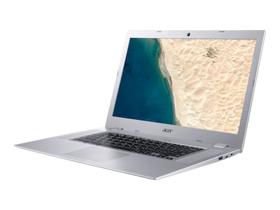 Acer Chromebook 315 CB315-2H-68E6 AMD A6-9220C 1.8GHz 4GB 32GB SSD ac BT WC 15.6 FHD Chrome OS Silver, NX.H8SAA.002, 36635753, Notebooks
