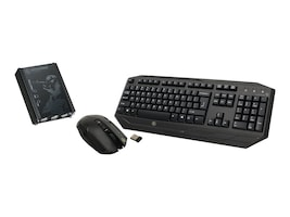 IOGEAR Keymander Wireless Keyboard and Mouse Bundle, GE1337PKIT, 27122913, Keyboard/Mouse Combinations