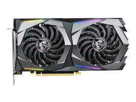 MSI Computer GTX 1660 SUPER GAMING X Main Image from Front