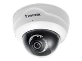 Vivotek 1MP WDR Pro Indoor Fixed IR Dome Network Camera, FD8137H-F3, 17947778, Cameras - Security