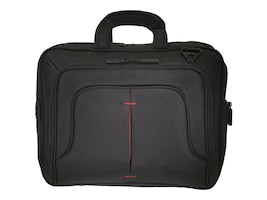 Eco Style Tech Pro Topload Case Checkpoint Friendly, Red, ETPR-RD15-CF, 17974338, Carrying Cases - Other