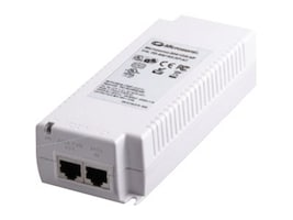 Microsemi 1-Port IEEE 802.3at GbE Midspan w Surge Protection, PD-9001GR/SP/AC, 33754239, PoE Accessories
