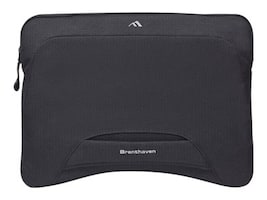Brenthaven Tred Secure Grip Sleeve for 14 Notebooks, Black, 2705000, 34251529, Carrying Cases - Notebook