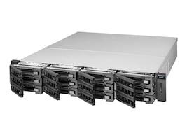 Qnap 12-Bay SAS 12Gb s RAID 2U Expansion Enclosure w  Redundant PSU & SAS 12Gb s Cable, REXP-1220U-RP-US, 30698374, Hard Drive Enclosures - Multiple