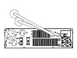 Eaton 9135 PPDM 6kVA (2) L6-20, Black, EPPDMG6000-3U-7, 11750561, Power Distribution Units
