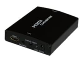 Bytecc HDMI to Composite S-Video Converter, HM-110, 15737700, Video Capture Hardware