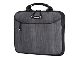 Mobile Edge EVA Slipsuit Sleeve 16 Zippered, Silver, MESS16-16, 32170101, Carrying Cases - Notebook