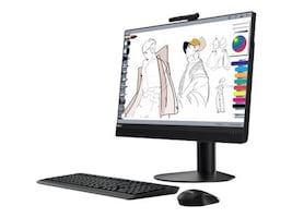 Lenovo TopSeller ThinkCentre M920z AIO Core i5-8500 3.0GHz 8GB 256GB OPAL DVD+RW ac BT WC 23.8 FHD MT W10P, 10S60023US, 35977217, Desktops - All-in-One
