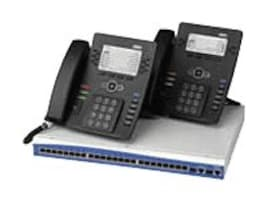 Adtran IP PBX w  Integrated 24-port PoE Switch, 1700706G1, 10196203, Network Voice Servers & Gateways