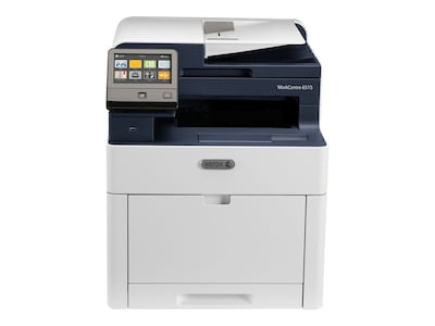 Xerox WorkCentre 6515 DN Color Multifunction Printer, WORKCENTRE 6515 COLOR MULTIFUN, 33160326, MultiFunction - Laser (color)