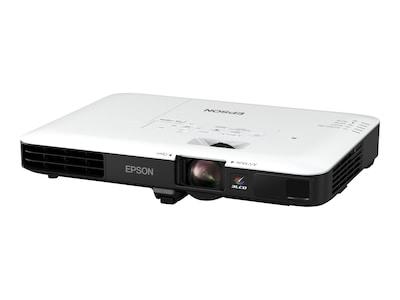 Epson PowerLite 1785W Wireless WXGA 3LCD Projector, 3200 Lumens, White Black, V11H793020, 33579549, Projectors