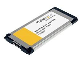 StarTech.com HDMI to ExpressCard HD Video Capture Card Adapter 1080p, ECHDCAP, 14622361, Video Capture Hardware