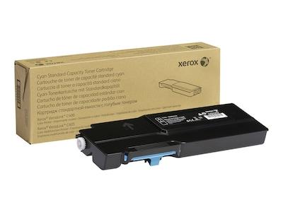 Xerox Cyan Standard Capacity Toner Cartridge for VersaLink C400, C405, 106R03502, 33758459, Toner and Imaging Components - OEM