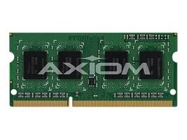 Axiom 8GB PC3-12800 204-pin DDR3 SDRAM SODIMM for Select ThinkCentre, ThinkPad Models, 0A65724-AX, 14512971, Memory