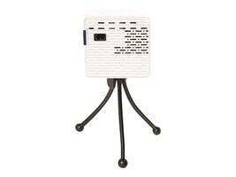 Aaxa 720p HD Pico Projector, 50 Lumens, White, KP-102-01, 33056377, Projectors