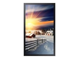Samsung 85 OHF 4K Ultra HD LED Outdoor Display, Black, OH85F, 33964332, Monitors - Large Format