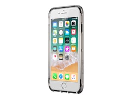 Griffin Survivor Clear Case for iPhone 6 6s 7, Smoke, GB42310-2, 34510471, Carrying Cases - Phones/PDAs