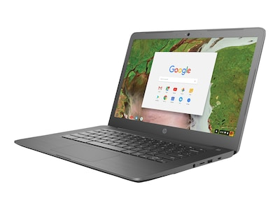 HP Chromebook 14 G5 1.1GHz Celeron 14in display, 3NU63UT#ABA, 35061399, Notebooks