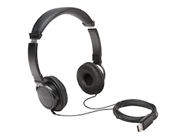 Kensington USB Hi-Fi Headphones, K97600WW, 36121200, Headphones