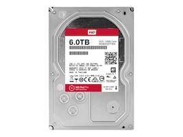 WD 6TB WD Red Pro SATA 6Gb s 3.5 Internal Hard Drive, WD6002FFWX, 31655907, Hard Drives - Internal