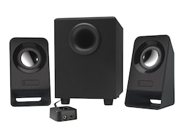 Logitech Z213 2.1 Desktop Speakers, 980-000941, 17383597, Speakers - PC