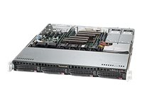 Supermicro SYS-6018R-MTR Main Image from Right-angle