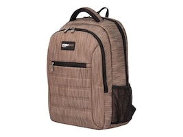 Mobile Edge 16 Smart Backpack, Wheat, MEBPSP8, 35401120, Carrying Cases - Notebook