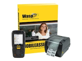 Wasp MobileAsset.EDU Professional with DT60 & WPL305 (5-user), 633808927684, 17411041, Portable Data Collector Accessories