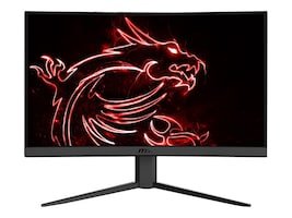 MSI 23.6 Optix G24C4 Full HD LED-LCD Curved Monitor, OPTIX G24C4, 38188969, Monitors