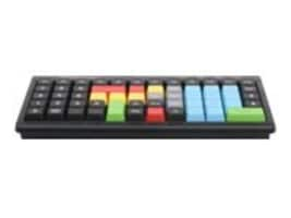 PrehKeyTec MCI60BU Row & Column Keyboard USB, Black, 90328-113/1800, 18184215, Keyboards & Keypads