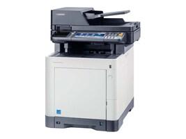 Kyocera Color 37ppm MFP w  DP, Copy, Print, Scan, Mono Fax (HyPAS capable), 1102PC2US0, 30931931, MultiFunction - Laser (color)