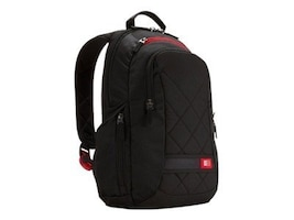 Case Logic 14 Laptop Backpack, Black, 3201265, 12623264, Carrying Cases - Notebook