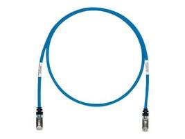 Panduit CAT6A S FTP Copper Patch Cable with TX6A Plugs, Blue, 20ft, STP6X20BU, 35295224, Cables