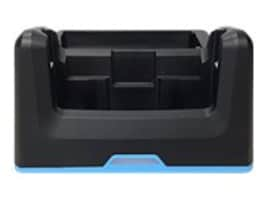 Unitech Single Slot USB Cradle w  Power Adapter for PA720, 5000-900024G, 32661111, Battery Chargers