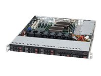 Supermicro CSE-113TQ-600CB Main Image from Front