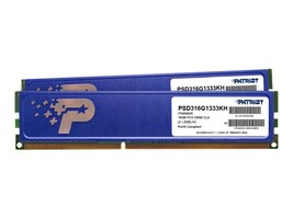 Patriot Memory PSD316G1333KH Main Image from Front