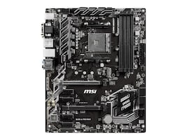 MSI Motherboard, B450-A PRO MAX ATX B450 AM4, B450APROMAX, 37498181, Motherboards