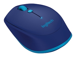 Logitech M535 Wireless BT Mouse, Blue, 910-004529, 30008193, Mice & Cursor Control Devices
