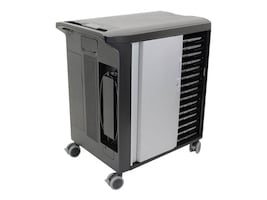 Dell 30-Unit Unmanaged Charging Cart, CART30UN, 35853062, Computer Carts