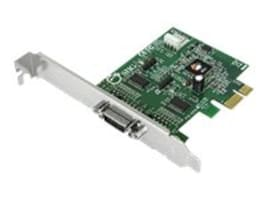 Siig 2-port 9-pin Serial PCIe Adapter Card, JJ-E20011-S3, 11238903, Controller Cards & I/O Boards