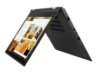 Lenovo TopSeller ThinkPad X380 Yoga Core i5-8250U 1.6GHz 8GB 128GB SSD ac BT FR WC 13.3 FHD MT W10P64, 20LH0014US, 35097463, Notebooks - Convertible