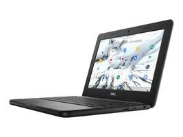 Dell Chromebook 11 3100 Celeron N4000 1.1GHz 4GB 16GB eMMC ac BT WC 11.6 HD Chrome OS, 9V222, 36843000, Notebooks