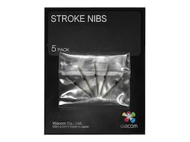 Wacom Stroke Nibs for Intuos 4, 5-Pack, ACK20002, 12853668, Pens & Styluses