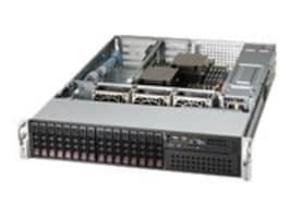 Supermicro SuperChassis 213A (2x)Intel AMD 16x2.5 HS SAS SATA Bays 7xExpansion Slots 3xFans 2x740W RPS, CSE-213A-R740WB, 15253633, Cases - Systems/Servers